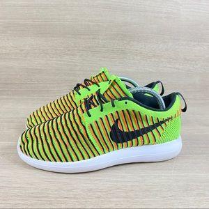 Nike Roshe Run Two Flyknit Multicolor Running Shoe